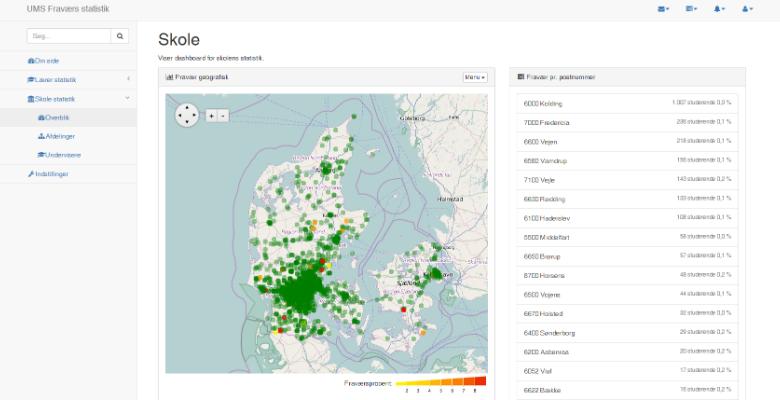 Gæsteblogindlæg fra Technet.com: Sænk elevfraværet med Big Data og BI