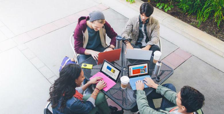 Få gratis Office 365