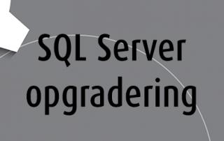 Opgrader din skoles server til SQL2012 - sådan gør du