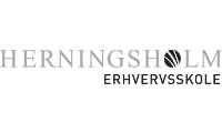 Logo for Herningsholm Erhvervsskole