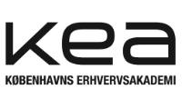 Logo for KEA Københavns Erhvervsakademi