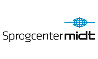 Logo for Sprogcenter Midt