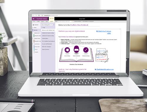 OneNote Class Notebook – Et effektivt værktøj til undervisningen