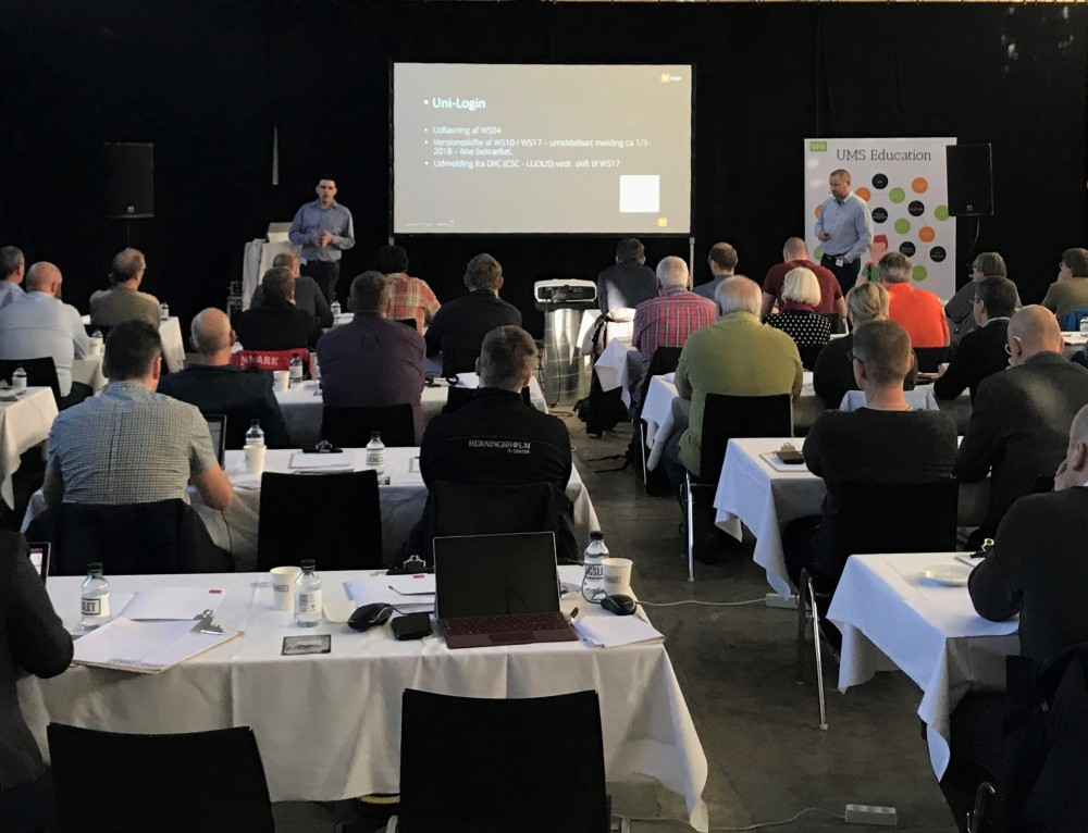 Referat fra ERFA-møderne i november 2017